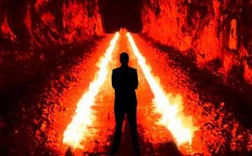 چرا خداوند جهنم را خلق کرد؟