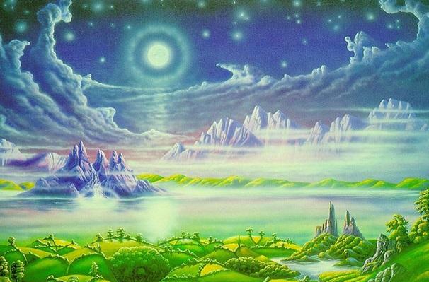 آیا بهشت هم دارای تکامل است؟